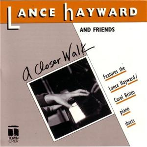 "The cover of ""A Closer Walk"", Lance's Haywards first album"