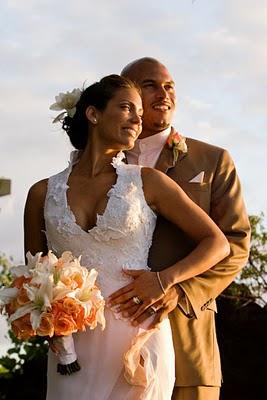 nfl antonio pierco Jocelyn Maldonado wedding 2