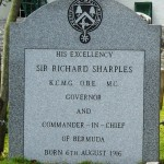 richard sharples bermuda governor assasinated