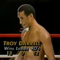 troy darrell boxing bermuda