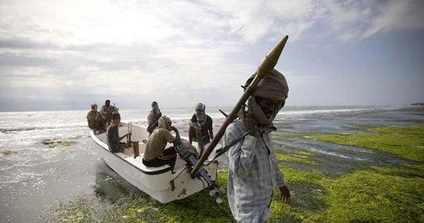 Somali pirates. Credit: beyondconline.com