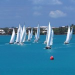 ARCE10 - Bermuda - Startline - All boats on line2 640x432