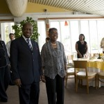 Prime Minister with Ms.Astoria Edwards