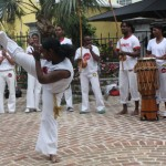bermuda capoeria dancers 2010