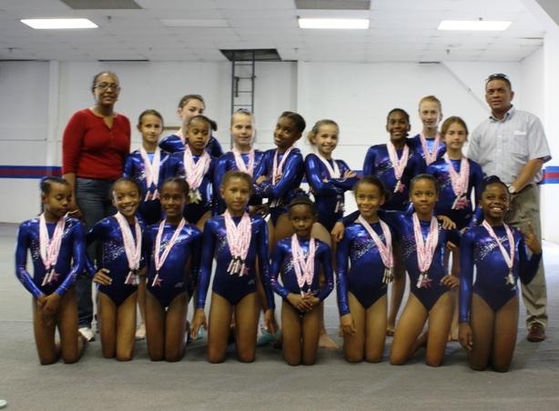 bermuda gymnastics may 2010