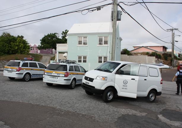 bermuda police 42nd