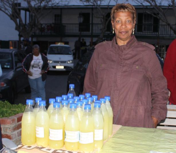 handmade juice bermuda