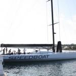 newport bermuda speedboat 2010