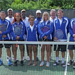 Bermuda National Tennis Team