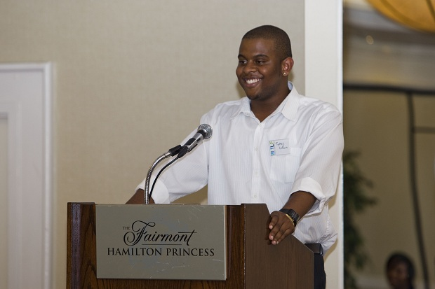 TyRay Lathan - Former TLF Intern and employee at ICS