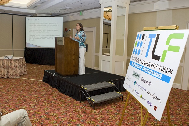 Coral Wells, Managing Director, W & W Solutions and TLF Coordinator