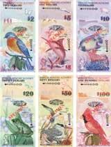 bermuda money