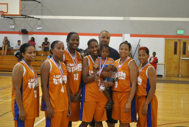 st georges storm basketball