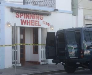 police spinning wheel murder 2010