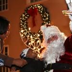 Santa Parade St.George's Dec 10 10-1-34