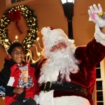 Santa Parade St.George's Dec 10 10-1-44