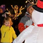 St. George's Santa Parade  Dec 10 10-1-8