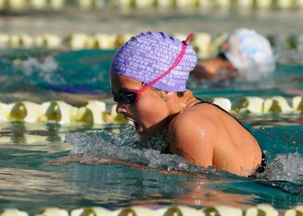 somer froud bermuda swimmer