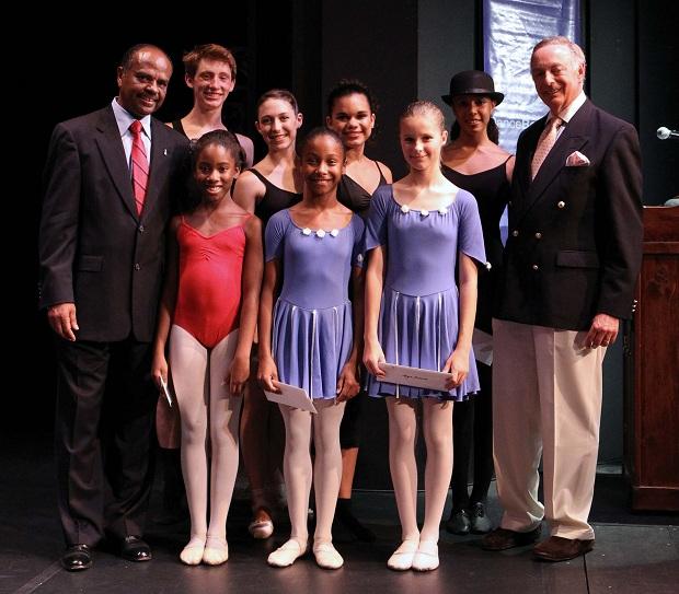 Don Kramer + CZJ Awardees 2010