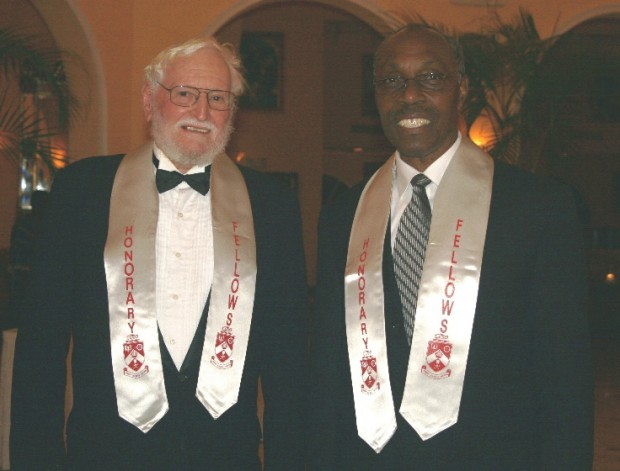 Honorary Fellows Inducted Jan 2011