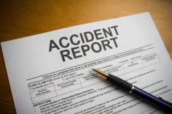 accident report generic