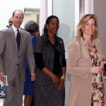 Prince Edward Princess Sophie Earl and Countess of Wessex at Berkeley Institute Bermuda Mar 17th 2011-9