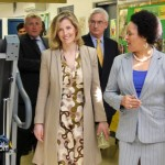 Princess Sophie Countess of Wessex at Dame Marjorie Bean Academy Bermuda Mar 17th 2011-1-2