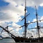 Tall Ship Earl Of Pembroke Bristol Bermuda Mar 2nd 2011-1-5
