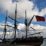 Tall Ship Earl Of Pembroke Bristol Bermuda Mar 2nd 2011-1