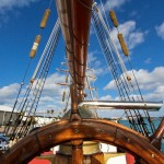 Tall Ship Thor Heyerdahl Kiel Bermuda Mar 2nd 2011-1-10