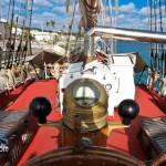 Tall Ship Thor Heyerdahl Kiel Bermuda Mar 2nd 2011-1-11