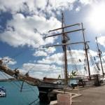 Tall Ship Thor Heyerdahl Kiel Bermuda Mar 2nd 2011-1