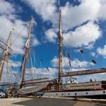 Tall Ship Thor Heyerdahl Kiel Bermuda Mar 2nd 2011-1-6