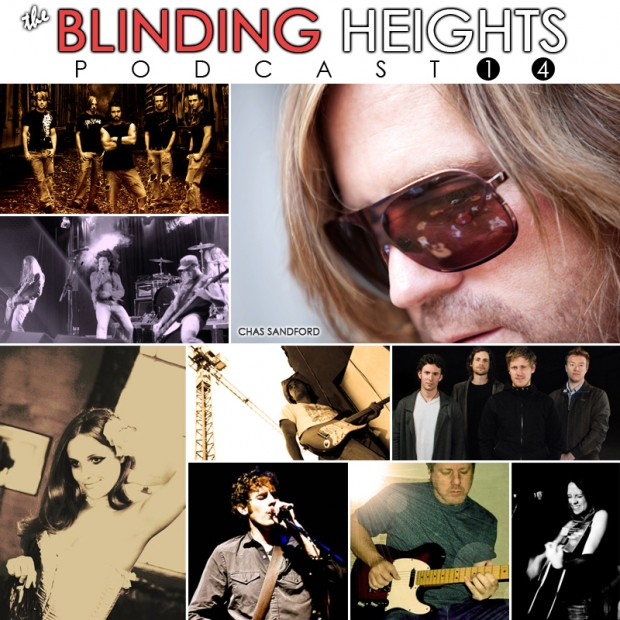 The Blinding Heights Podcast Episode 14 Cover