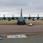 US Air Force Aircraft  Bermuda Mar 21st 2011-1
