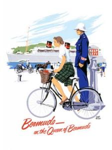 1queen-of-bermuda-travel-posters