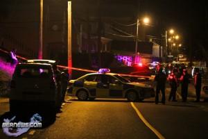 Gun Shooting Bandroom Lane Northshore Bermuda April 17 2011-1-2