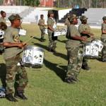 Majorettes Dancerettes Dance Groups Drumlines Somerset Cricket Club SCC  Bermuda May 28 2011-1-2