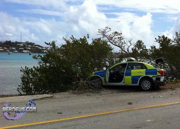 police car crash may 2011