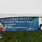 Bermuda National Heroes Day Induction Ceremony  June 19 2011 -1