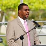Michael Weeks Bermuda National Heroes Day Induction Ceremony  June 19 2011 -1
