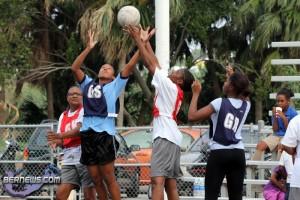 Netball  Bermuda June 21 2011-1