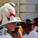 Queens Birthday Parade Bermuda Regiment Police Sea Cadets Reserve Police  June 18 2011 -1-11