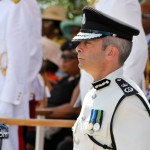 Queens Birthday Parade Bermuda Regiment Police Sea Cadets Reserve Police  June 18 2011 -1-12