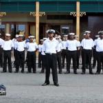 Queens Birthday Parade Bermuda Regiment Police Sea Cadets Reserve Police  June 18 2011 -1