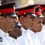 Queens Birthday Parade Bermuda Regiment Police Sea Cadets Reserve Police  June 18 2011 -1-18