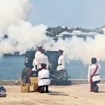 Queens Birthday Parade Bermuda Regiment Police Sea Cadets Reserve Police  June 18 2011 -1-19