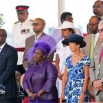 Queens Birthday Parade Bermuda Regiment Police Sea Cadets Reserve Police  June 18 2011 -1-22
