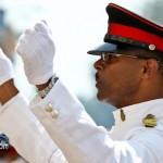 Queens Birthday Parade Bermuda Regiment Police Sea Cadets Reserve Police  June 18 2011 -1-24