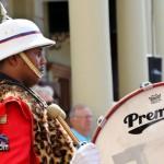 Queens Birthday Parade Bermuda Regiment Police Sea Cadets Reserve Police  June 18 2011 -1-26